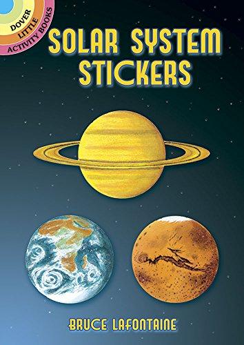 9780486403083: Solar System Stickers