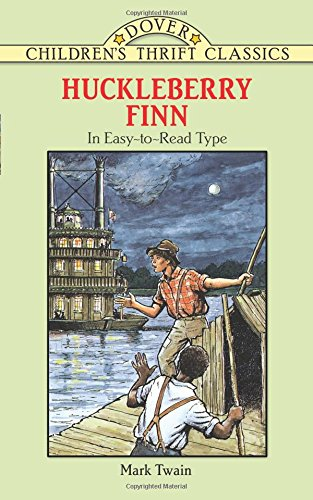 Huckleberry Finn (Dover Children's Thrift Classics): Mark Twain