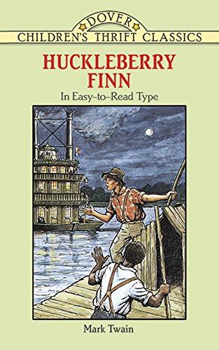 9780486403496: Huckleberry Finn: Dover Thrift Edition (Dover Children's Thrift Classics)
