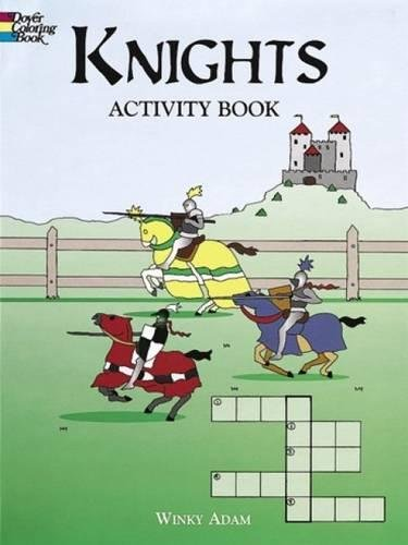 9780486403564: Knights Activity Book (Dover Coloring Books)
