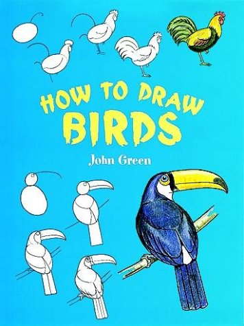 9780486403823: How to Draw Birds (How to Draw (Dover))