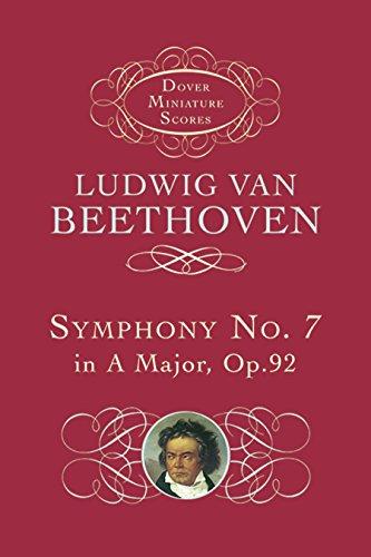 9780486404189: Symphony No. 7 (Dover Miniature Music Scores)