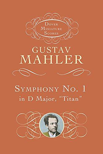 9780486404196: Symphony No. 1 in D Major: (