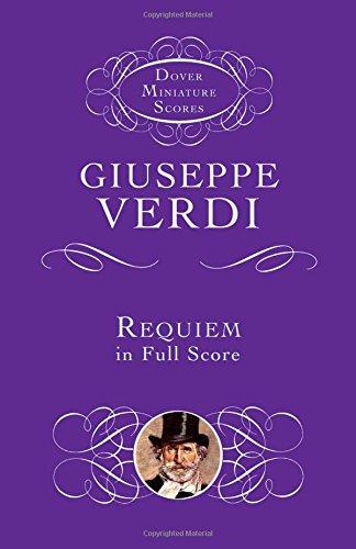 9780486404226: Requiem in Full Score (Dover Miniature Music Scores)