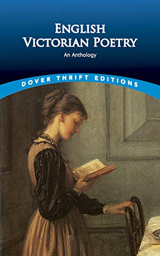 9780486404257: English Victorian Poetry: An Anthology (Dover Thrift Editions)