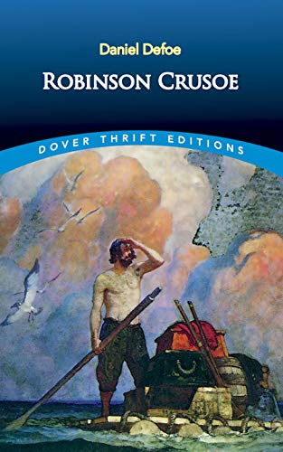 9780486404271: Robinson Crusoe (Dover Thrift Editions)