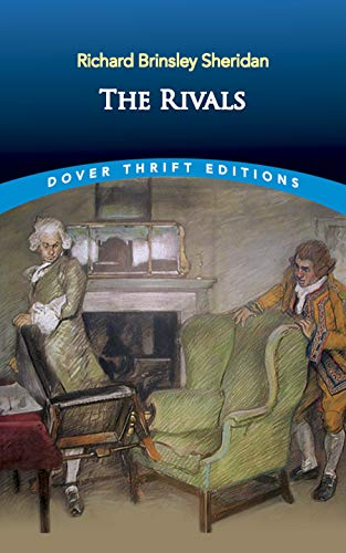The Rivals (Dover Thrift Editions): Sheridan, Richard Brinsley