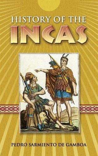 9780486404417: History of the Incas (Native American)