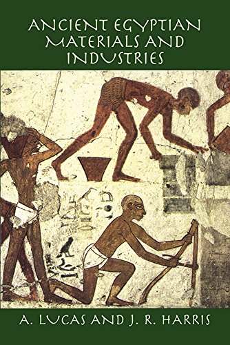 9780486404462: Ancient Egyptian Materials and Industries