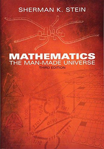 9780486404509: Mathematics: The Man-Made Universe (Dover Books on Mathematics)