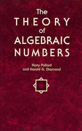9780486404547: The Theory of Algebraic Numbers (Dover Books on Mathematics)