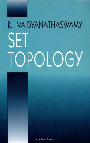 Set Topology (Dover Books on Mathematics): R. Vaidyanathaswamy, Mathematics