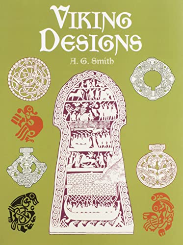 Viking Designs (Dover Pictorial Archive) (0486404692) by Smith, A. G.