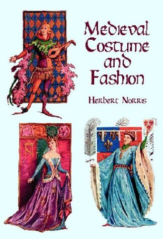 9780486404868: Medieval Costume and Fashion