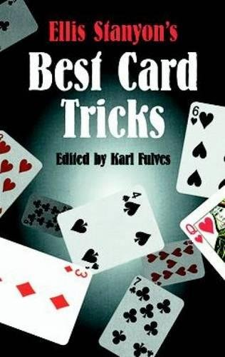 9780486405308: Ellis Stanyon's Best Card Tricks (Dover Magic Books)