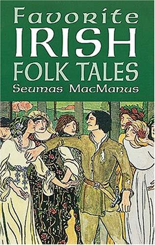 9780486405490: Favorite Irish Folk Tales