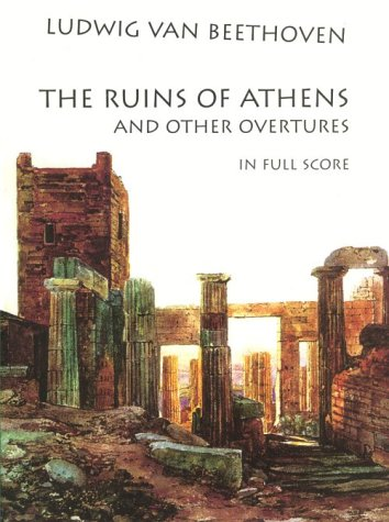 9780486406282: The Ruins of Athens and Other Great Overtures in Full Score