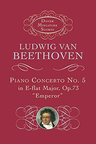 9780486406367: Piano Concerto No. 5 in E-flat Major: Op. 73 (