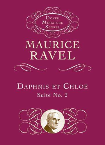 9780486406404: Daphnis Et Chloe, Suite No. 2 (Dover Miniature Scores)