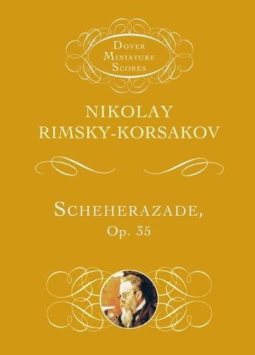 9780486406411: Scheherazade, Op. 35 (Dover Miniature Scores)