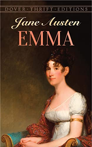 9780486406480: Emma (Dover Thrift Editions)