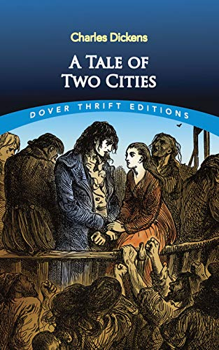 9780486406510: A Tale of Two Cities (Dover Thrift Editions)