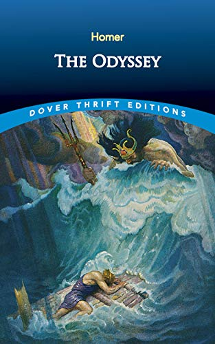 9780486406541: The Odyssey (Dover Thrift Editions)