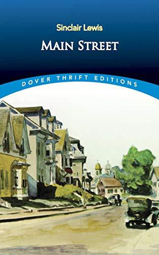 9780486406558: Main Street (Dover Thrift)