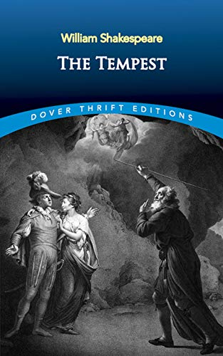 9780486406589: The Tempest (Dover Thrift Editions)