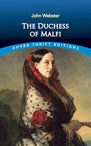 9780486406602: The Duchess of Malfi (Dover Thrift Editions)
