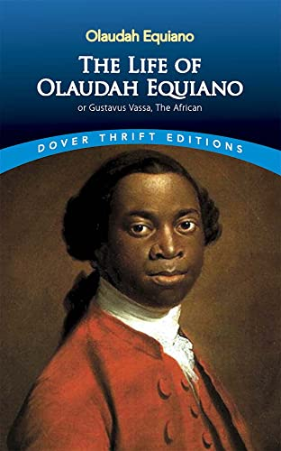 9780486406619: The Life of Olaudah Equiano (Dover Thrift Editions)