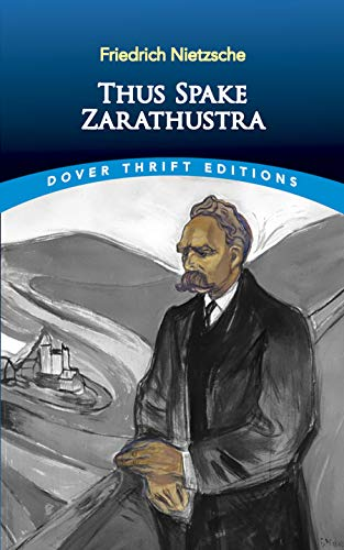 9780486406633: Thus Spake Zarathustra (Dover Thrift Editions)