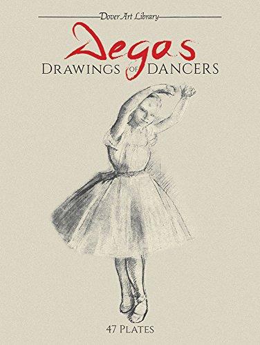 9780486406985: Degas: Drawings of Dancers (Dover Fine Art, History of Art)