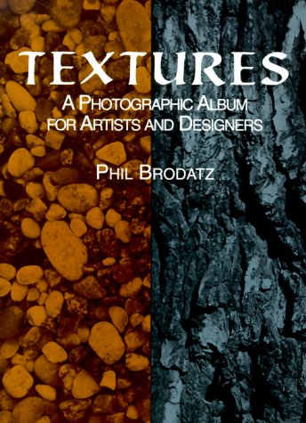 9780486406992: Textures: A Photographic Album for Artists and Designers