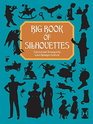 9780486407012: Big Book of Silhouettes (Dover Pictorial Archive)