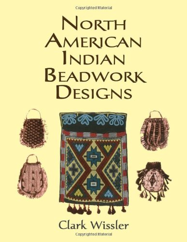 9780486407135: North American Indian Beadwork Designs