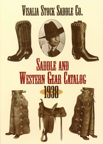 9780486407203: Saddle and Western Gear Catalog, 1938