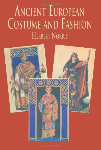 9780486407234: Ancient European Costume and Fashion (Dover Fashion and Costumes)