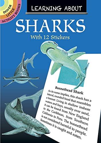 Learning About Sharks (Dover Little Activity Books): Jan Sovak