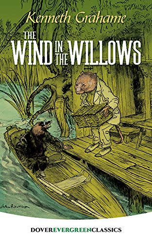 9780486407852: The Wind in Willows (Dover Children's Evergreen Classics)
