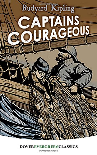 9780486407869: Captains Courageous (Dover Children's Evergreen Classics)