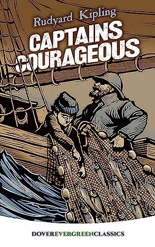 9780486407869: Captains Courageous (Dover Children's Evergreen Classics)