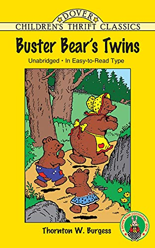 9780486407906: Buster Bear's Twins (Dover Children's Thrift Classics)