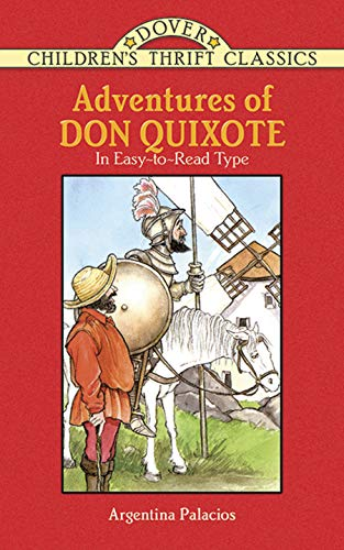 9780486407913: Adventures of Don Quixote (Dover Children's Thrift Classics)