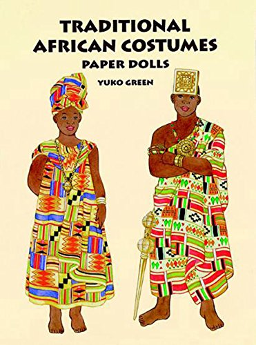 9780486408101: Traditional African Costumes Paper Dolls (Dover Paper Dolls)