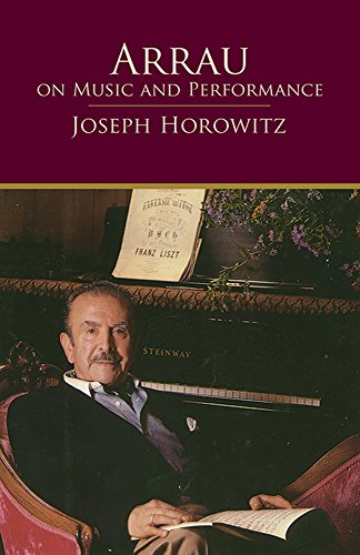 9780486408460: Arrau on Music and Performance (Dover Books on Music)