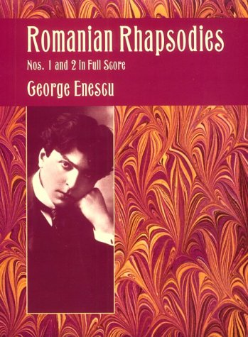 9780486408569: Romanian Rhapsodies Nos. 1 and 2 in Full Score