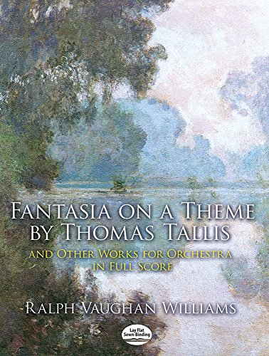 9780486408590: Fantasia on a Theme by Thomas Tallis and Other Works for Orchestra in Full Score