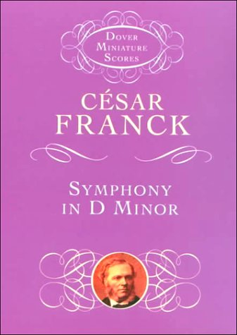 9780486408668: Symphony in d Minor (Dover Miniature Scores)