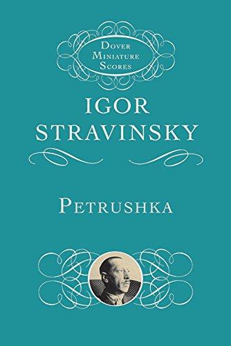 9780486408705: Petrushka (Dover Miniature Scores)